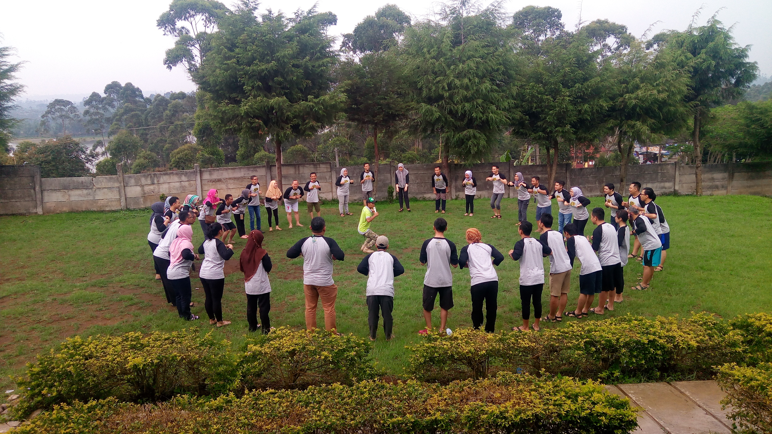 Outbound & Team Building